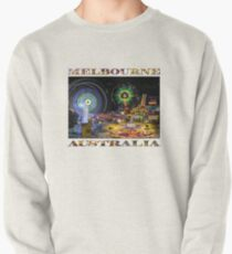Fairground Attraction (diptych - right side) Pullover