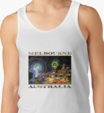 Fairground Attraction (diptych - right side) Tank Top
