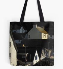 Early Morning light in Cadgewith Tote Bag