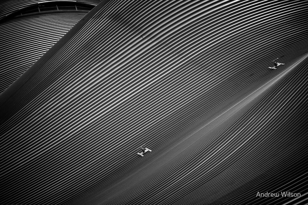 Waves of Steel by Andrew Wilson