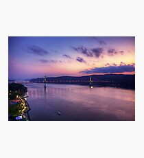 Mid-Hudson Bridge Photographic Print