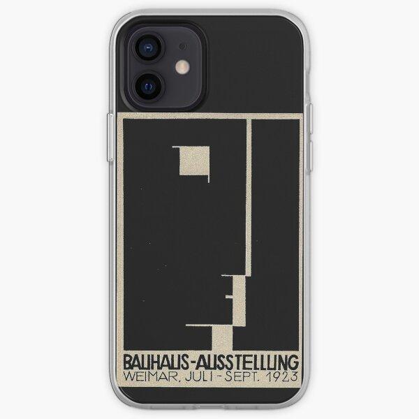 Bauhaus Logo on 1923 Weimar Advertisement iPhone Soft Case