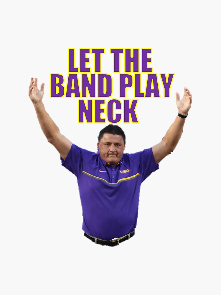 Coach O - Let the Band Play Neck by teteel