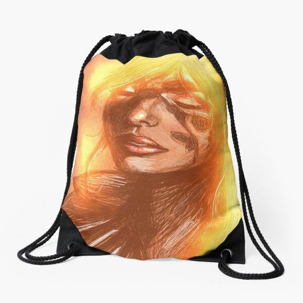 Fireah Drawstring Bag