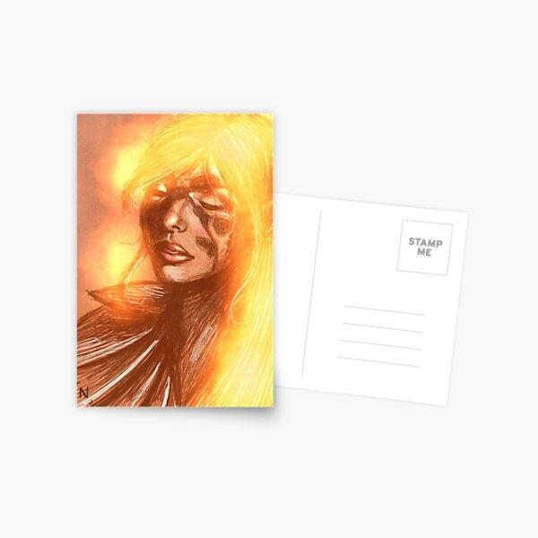 Fireah Postcard