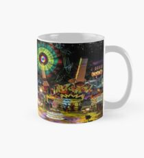 Fairground Attraction (diptych - right side) Mug