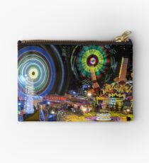 Fairground Attraction (diptych - right side) Studio Pouch