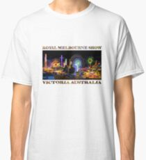 Fairground Attraction (poster on white) Classic T-Shirt