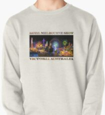 Fairground Attraction (poster on white) Pullover