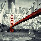 Essence of San Francisco by pat gamwell