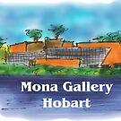 Mona Gallery - Hobart by David Fraser