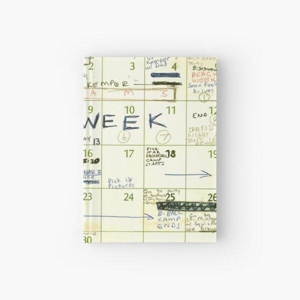 Brett Kavanaugh STRAND WOCHE Kalender Notizbuch