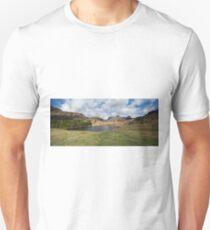 Blea Tarn Cumbria England Unisex T-Shirt