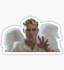 Angelic Alex Sticker