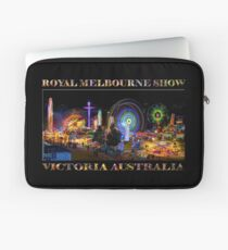Fairground Attraction (poster on black) Laptop Sleeve