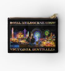 Fairground Attraction (poster on black) Studio Pouch