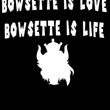 Bowsette Meme by Huschild