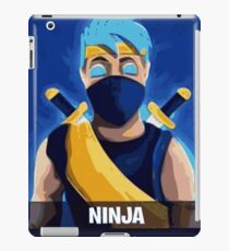 NINJA STREAMER BATTLE ROYALE iPad Case/Skin