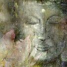 Buddha by Angela  Burman
