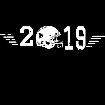 American Football 2019 by iwaygifts