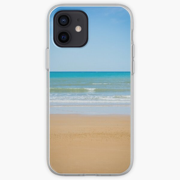 Beach.. iPhone Soft Case