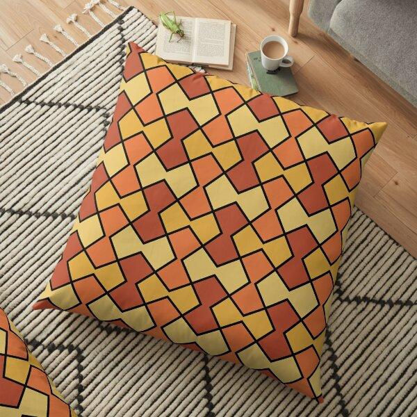 Pattern 01 Floor Pillow