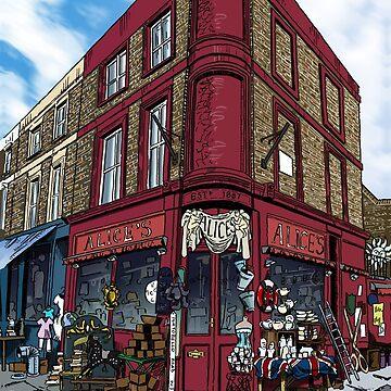 British Shop by matjackson
