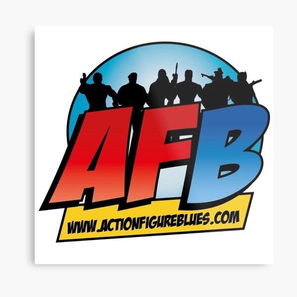 AFB Logo Metal Print