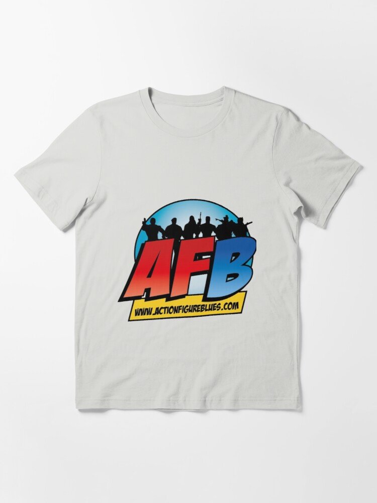Alternate view of AFB Logo Essential T-Shirt
