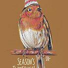 Season's Tweetings by Paul-M-W