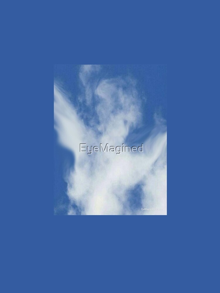 Angel in the Sky by EyeMagined