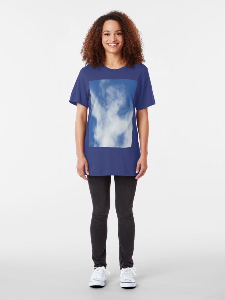 Alternate view of Angel in the Sky Slim Fit T-Shirt