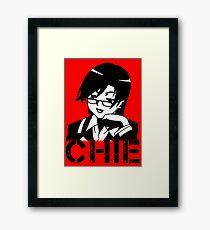 Chie Guevara Framed Print