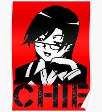 Chie Guevara Poster