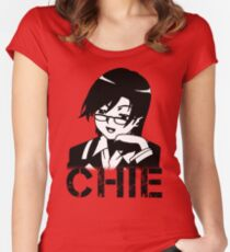 Chie Guevara Women's Fitted Scoop T-Shirt
