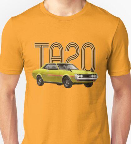 TA20 JDM Classic - Yellow T-Shirt