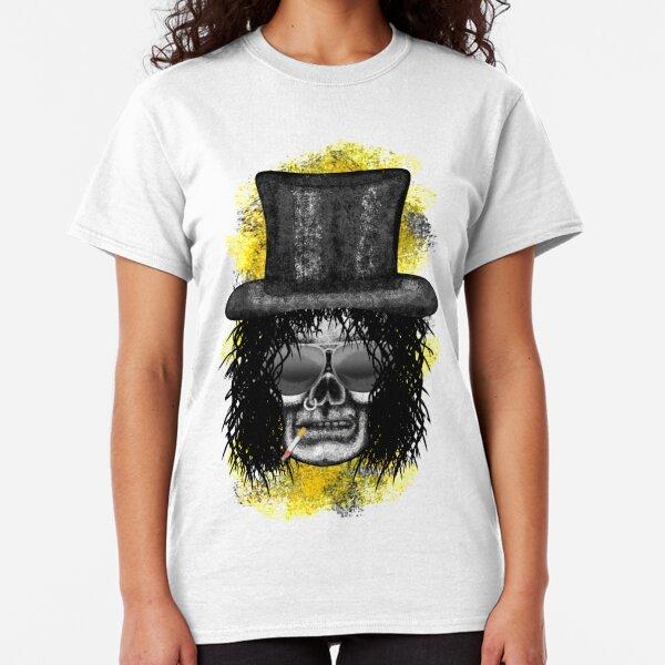 Errorface Skull Icons - Snake Classic T-Shirt