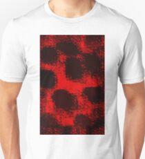 RED MOON WEIRDNESS Unisex T-Shirt