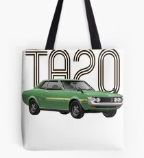 TA20 JDM Classic - Green Tote Bag