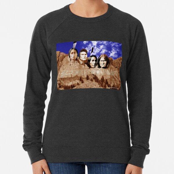 Big Chiefs Mountain Lightweight Sweatshirt