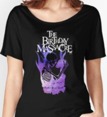 The Birthday Massacre Womens Relaxed Fit T Shirt
