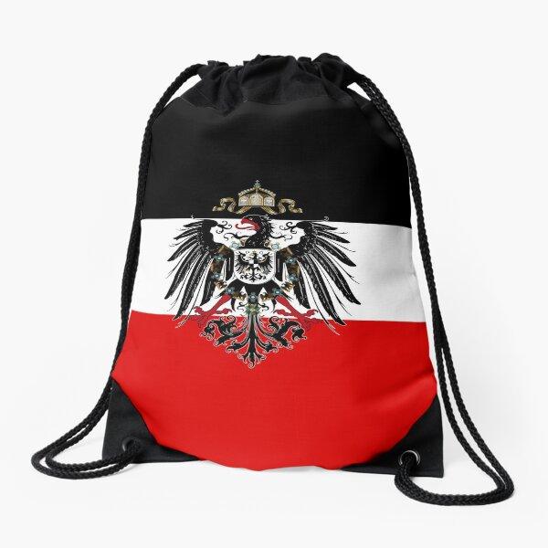 German Empire Drawstring Bag