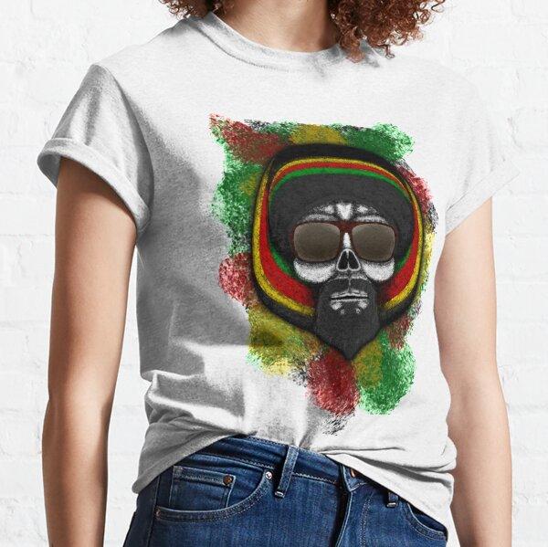 Errorface Skull Icons - Lion Classic T-Shirt