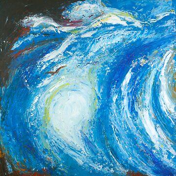 "Coming Home No 1 - ""Blue Sky"" by Ochresands"