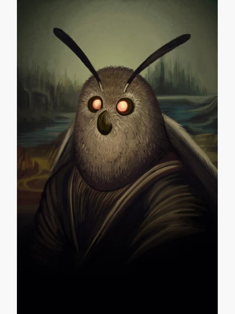 Motha Lisa by franzanth