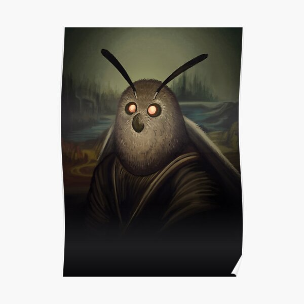 Motha Lisa Poster