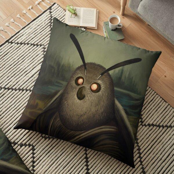Motha Lisa Floor Pillow