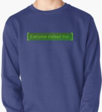 Fallout - Everyone Disliked That Pullover