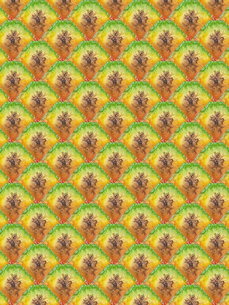 Pure Pineapple Pattern by GillianAdams