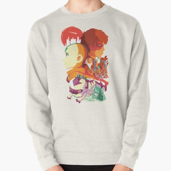 Avatar The Best Airbender Pullover Sweatshirt